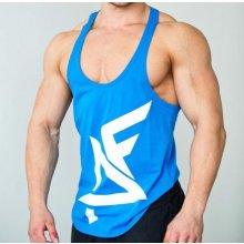 Aesthetic Fitness Tielko do posilňovne modrá