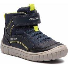 GEOX Outdoorová obuv J Perth B. C J847RC 05422 C4002 S Navy 95acdd6537