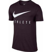 a832997e1a Nike DRY TRAINING T Shirt fialové