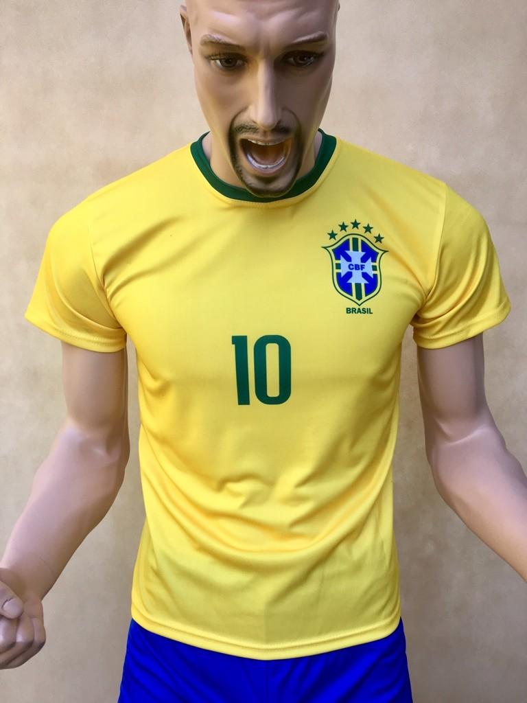 769921b3e Trops-Sport Fotbalový dres Neymar Brazílie od 8,64 € - Heureka.sk