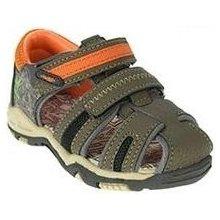 90f2f8b6b Beppi Chlapčenské sandále hnedé