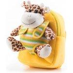 G21 batoh Žirafa žlutý