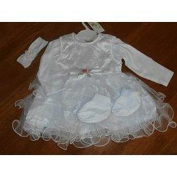 0b03c8c96d00 Dievčenské šaty na krst 17 alternatívy - Heureka.sk