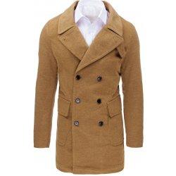 pánsky hnedý zimný kabát cx0362 od 53 ecad8391375