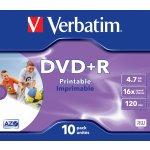 Verbatim CD-R 700MB 52x, 20ks