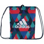 Adidas Performance Gymsack Red/Wht/Blue