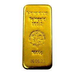 89e1ba544 Argor Heraeus Německo Investičná zlatá tehlička 1000g od 38 718,00 ...
