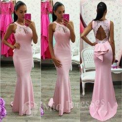 Spoločenské šaty s odhaleným chrbtom ružová alternatívy - Heureka.sk e772614c9bb