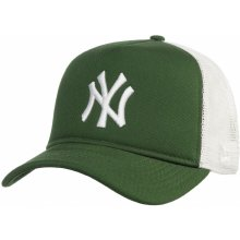 New Era New York Yankees Aframe Trucker green white 18 2d322e22f6
