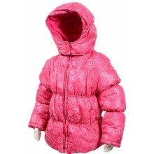Bugga dievčenská zimná bunda s podšívkou ružová