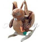 BabyGo hojdacie zvieratko zajac
