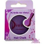 Divine náhradná krieda na vlasy fialová 5 g