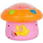 Tanglei Toys NO.201223A detská hudobná projekčná lampa