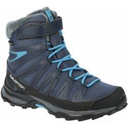 Salomon X-Ultra Winter GTX J Slateblue Deep Blue Scuba Blue od 72 15d5fbb781b