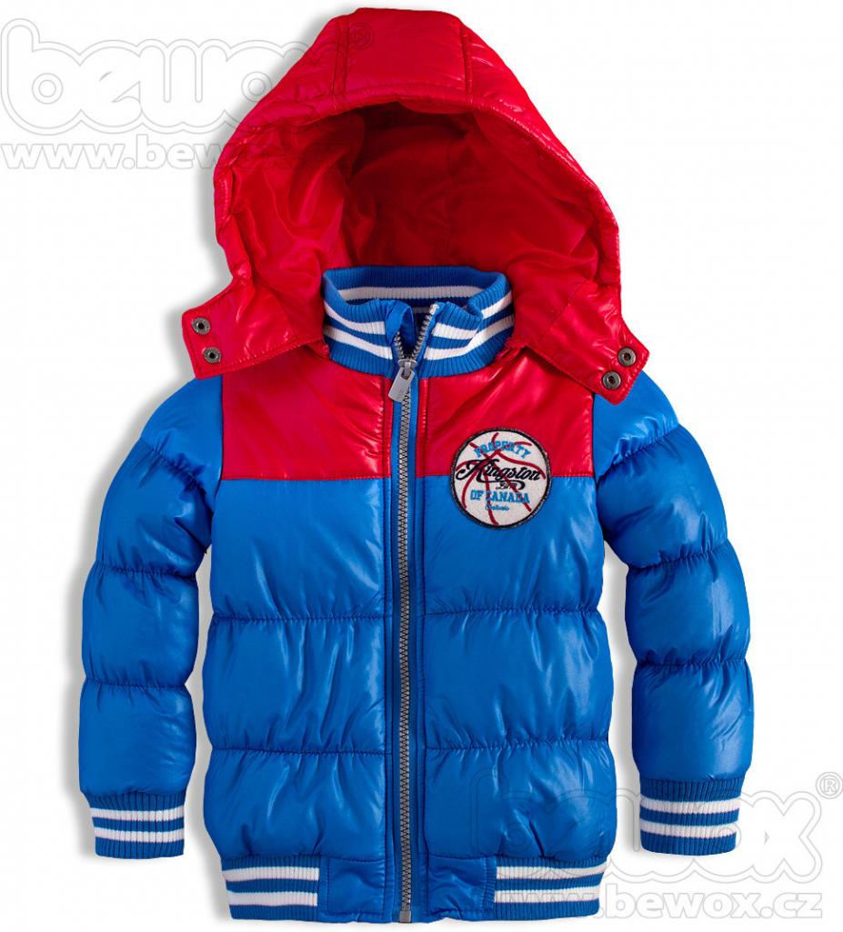 Chlapčenská zimná bunda MINOTI od 25 c13fbcef811