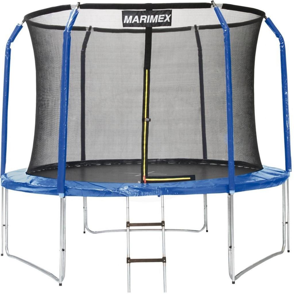 Recenze Marimex 305 cm + ochranná sieť + schodíky
