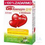 GS Koenzym Q10 30 mg 60 kapsúl