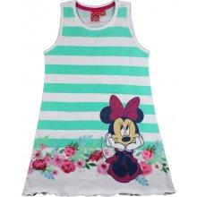 E plus M Dievčenské pruhované šaty Minnie
