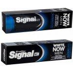 Signal White now Men Super pure zubná pasta 75 ml