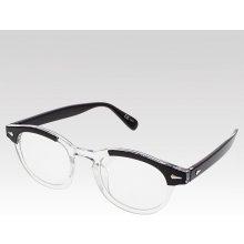 Číre okuliare Blaine čierne