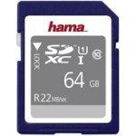 Hama SDXC Class 10 64 GB 104379