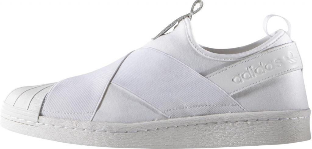 Adidas Superstar Slip On W Ftw White 7f9ee19af54