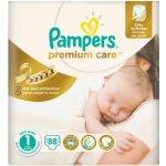 Pampers Premium Care 1 NEWBORN 88ks (2-5kg)