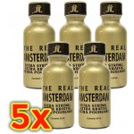 Poppers THE REAL AMSTERDAM big 30ml x 5ks