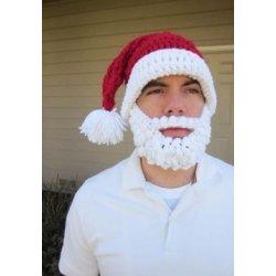 d5f816f31 Čiapka s bradou Santa od 13,90 € - Heureka.sk