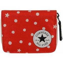 peňaženka Converse Zip PB 410471 - 918 SC Red Micro Star Dot Print ... 36e25ba0b1a