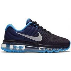Nike AIR MAX 2017 GS 851622-002 Modrá Dětské tenisky Černá ... 5238f3535f