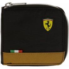 Puma SF Fanwear wallet 053470 02 čierna 3493cdf64c5