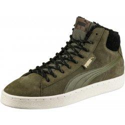 Puma Pánská Zimní obuv 1948 Mid Corduroy Olive N 363705-01 Zelená od ... 209f394cfa