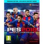 Pro Evolution Soccer 2018 (Barcelona Edition)