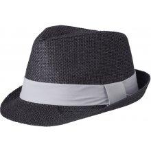 33d18cf7d Myrtle Beach Letný klobúk MB6564 Černá / oranžová