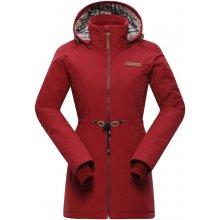 Alpine pro EDITE 2 dámsky kabát LCTH024486 rio červená 8f288afe4cf