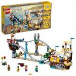 LEGO Creator 31084 Pirátska horská dráha
