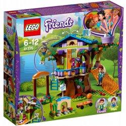 Lego Friends 41335 Mia A Jej Domček Na Strome Od 2266 Heurekask