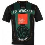Jako Wacker Innsbruck Trikot Football Shirt Mens Black/Green