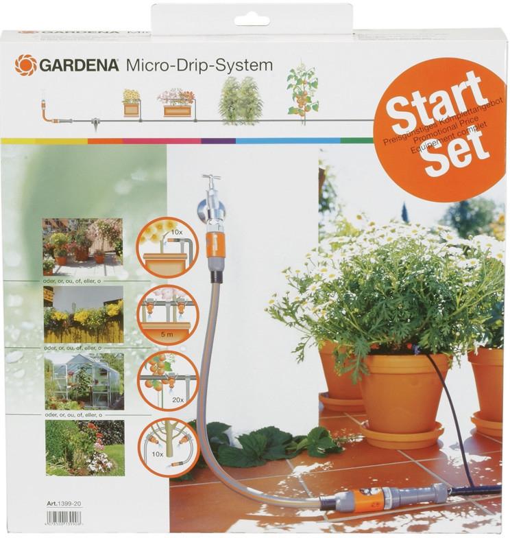 a4ebc954313ea GARDENA Štartovacia sada Micro Drip 1399-20 od 40,39 € - Heureka.sk