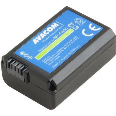 AVACOM DISO-FW50-B1030 1030 mAh batéria - neoriginálne