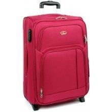 SUITCASE 91074 cestovný kufor veľký 48x32x74 cm Růžová