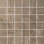PARADYZ SEGURA THROPY Brown - mozaika tónovaná 29,8x29,8 (kocka 4,8x4,8) Matné