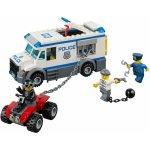 LEGO CITY 60043 Vězeňský transport