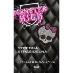 Monster High - Stredná strašidelná - Lisi Harrisonová