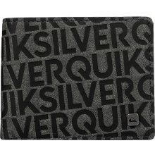 Quiksilver Scrambler black vel.L 13×9,5 cm 16