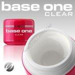 Silcare Base One gél na nechty Clear 50 g