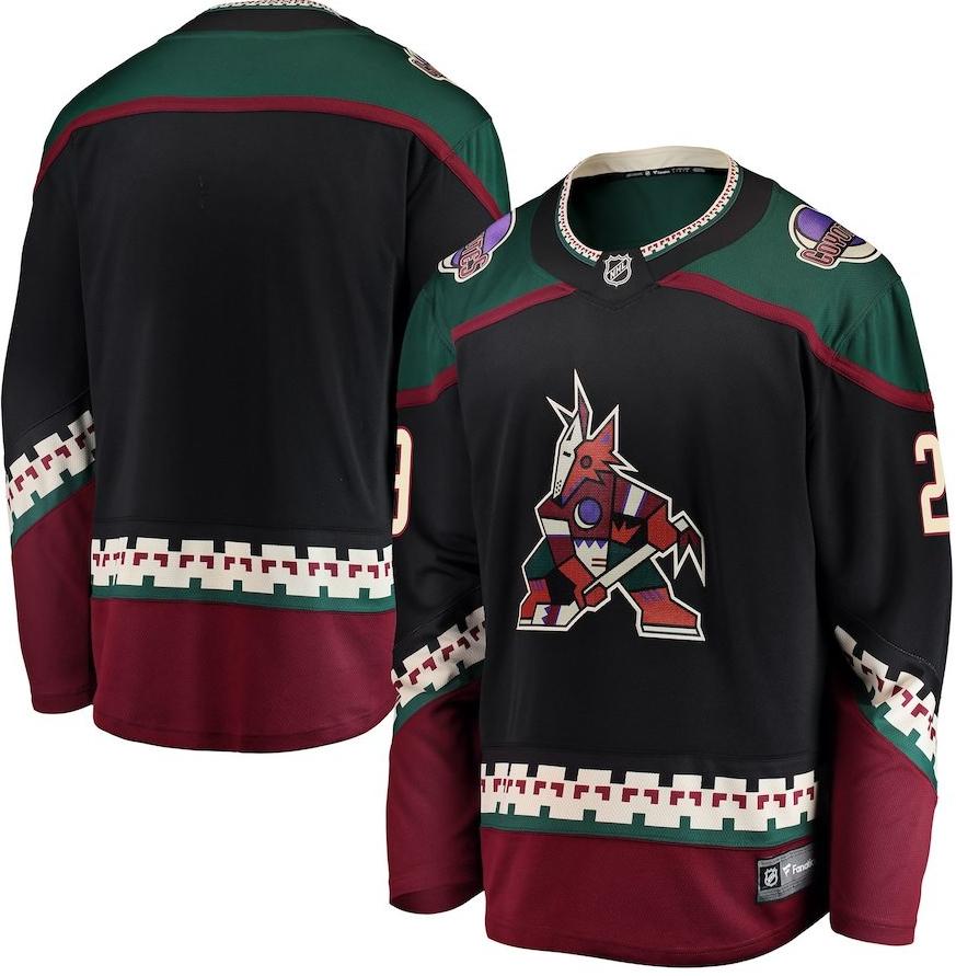 96c0d4c2d9f08 Hokejový dres Fanatics Branded Dres Arizona Coyotes Breakaway ...