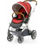 BabyStyle Oyster 2 2017 rám Mirror TAN / TANGO RED