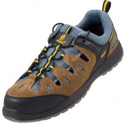 0402ad55852 Pracovná bezpečnostná obuv MINERVA SAN BROWN od 23